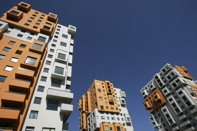 Co dalej z cenami mieszkań w naszym kraju? Nz. Bloki w Gdańsku-Przymorzu /Łukasz Głowala /Getty Images