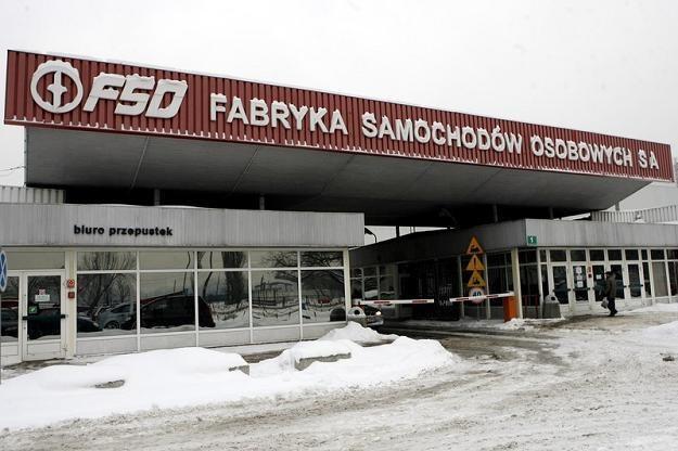 Co dalej z FSO? / Fot: Zbyszek Kaczmarek /Agencja SE/East News