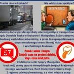 Co dalej z obwodnicą Krakowa? Będzie blokada drogi