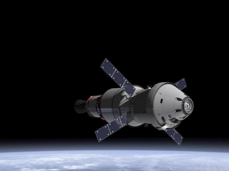 Co dalej z Orionem? /NASA
