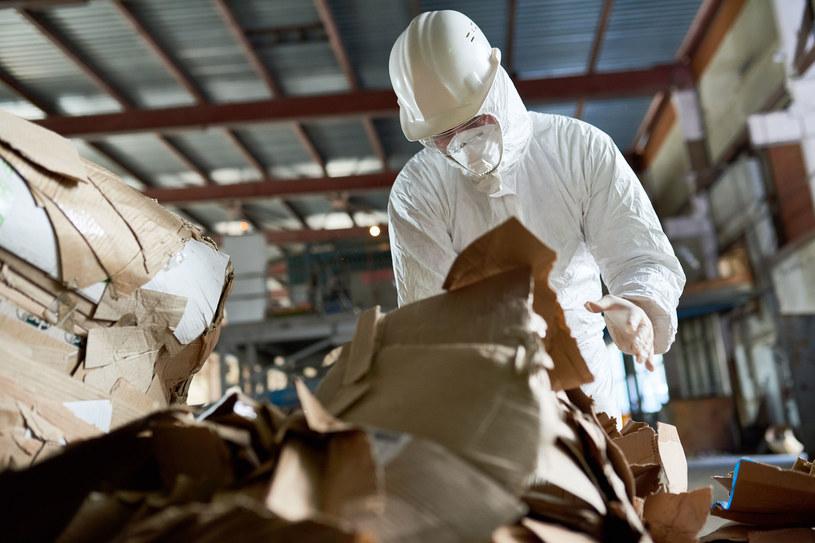 Co dalej z polskimi zakładami recyklingu? /123RF/PICSEL