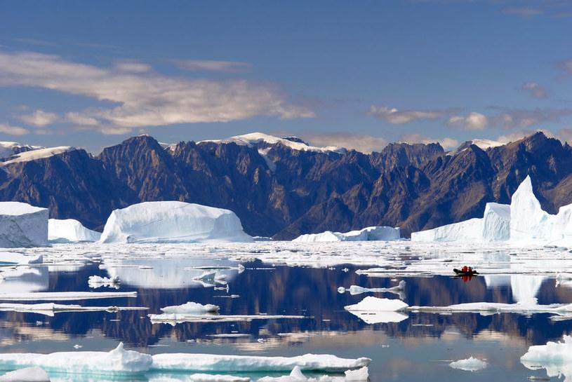 Co dziwnego dzieje się w Nunavut? /123RF/PICSEL