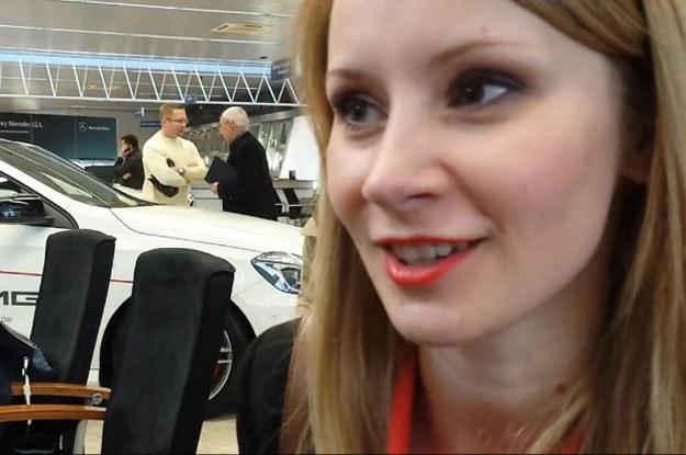 Co Ewa Stoch sądzi o swoim mężu  Kamilu jako kierowcy? /INTERIA.PL