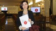 Co Katarzyna Cichopek robiła w Sejmie?