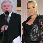 Co łączy Kaczyńskiego z Dodą?