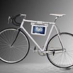 Co łączy rower z tabletem od Samsunga?