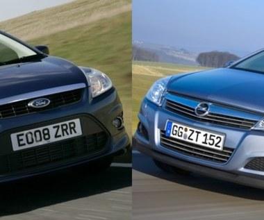 Co lepiej kupić: Opla czy Forda?