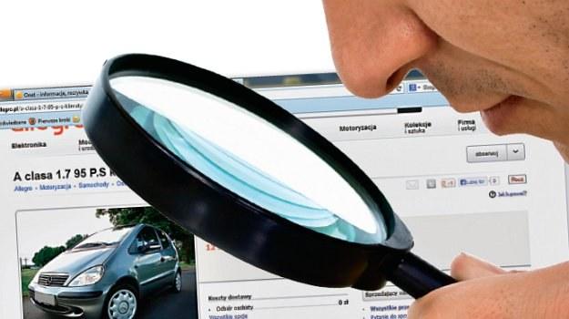 Co mówią zdjęcia z ogłoszeń sprzedaży używanych samochodów? /Motor