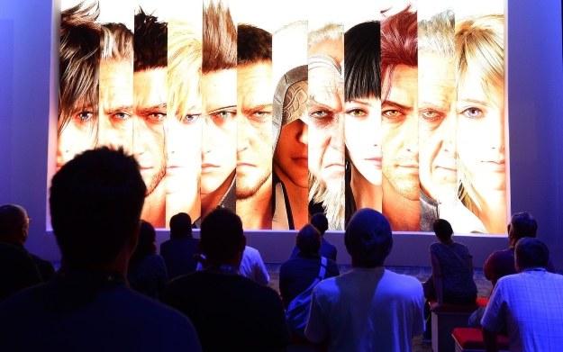 Co myślicie o nowej polityce Square Enix? /AFP