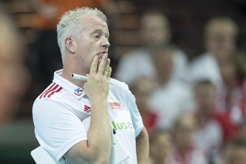 Co na to Vital Heynen? /Andrzej Iwańczuk /East News