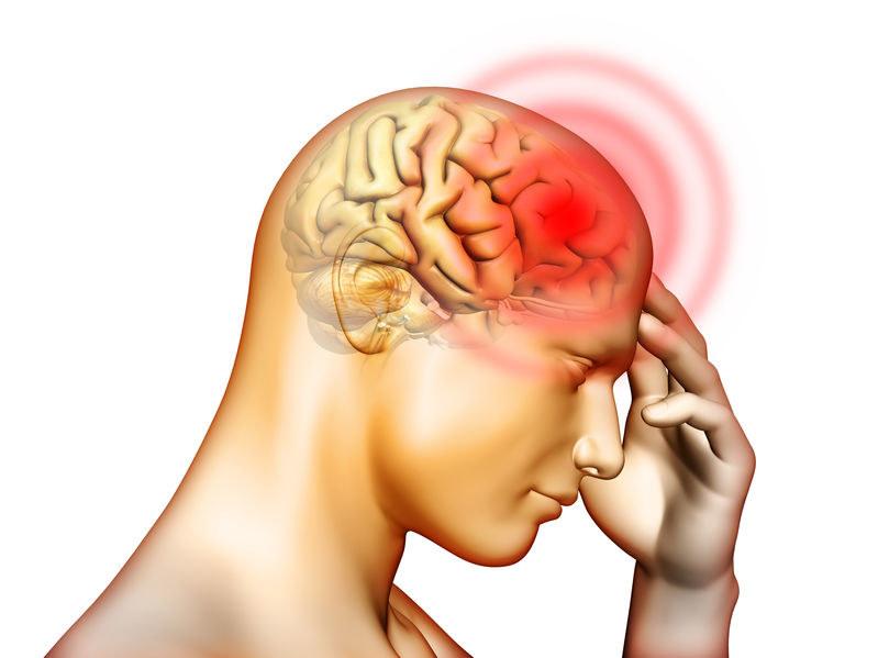 Co najbardziej uszkadza mózg? /©123RF/PICSEL