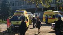Co najmniej 10 ofiar w wyniku wybuchu w szkole na Krymie