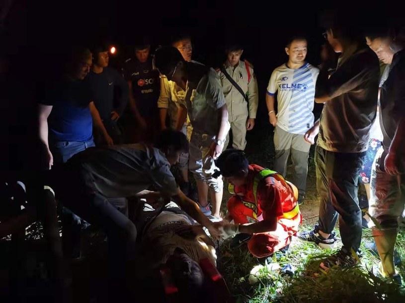 Co najmniej 13 zabitych w wypadku autokaru z chińskimi turystami w Laosie / Yang Xiumin/Xinhua /East News