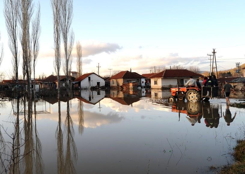 Co najmniej 15 osób zginęło wskutek burz i powodzi w Macedonii (zdj. ilustracyjne) /Robert Atanasovski /AFP