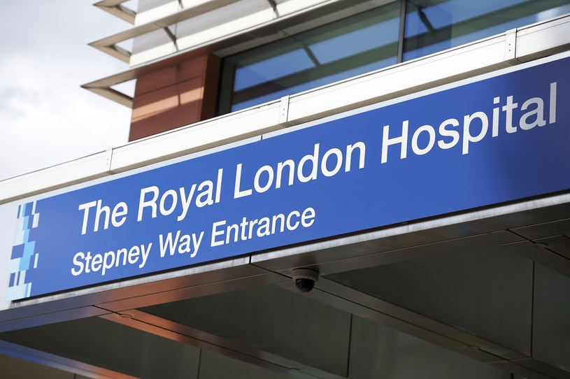 Co najmniej 16 szpitali ogłosiło tzw. czarny alarm /NIKLAS HALLE'N /East News