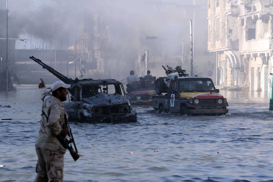 Co najmniej 264 zabitych w walkach o Trypolis. Zdjęcie ilustracyjne / Photoshot/ Hamza Turkia /PAP