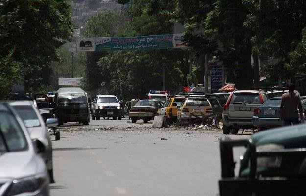 Co najmniej siedem osób zginęło, a 17 zostało rannych. /AA/ABACA /PAP/Abaca