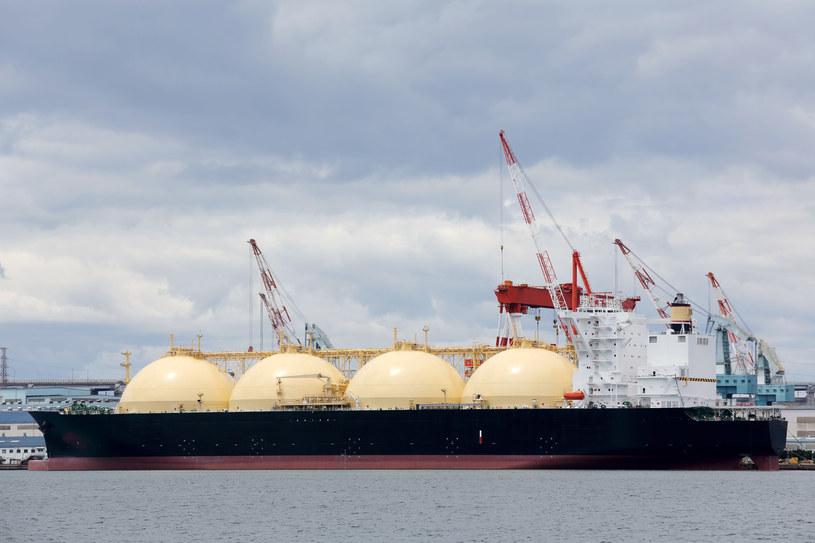 Co napędza obecnie popyt na gaz? /123RF/PICSEL
