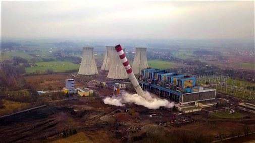 Co odzyskamy z elektrowni węglowych nim zrównają je buldożery?