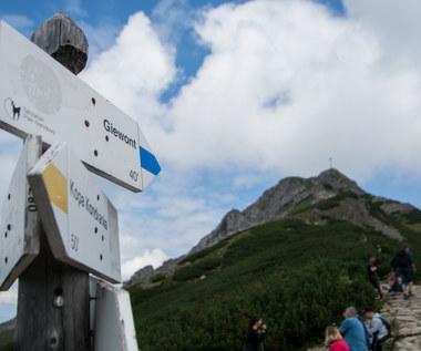 Co oznacza kolor szlaku w górach?