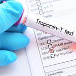 Co oznacza podwyższona troponina?