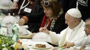 Co papież je w Wielkim Poście?