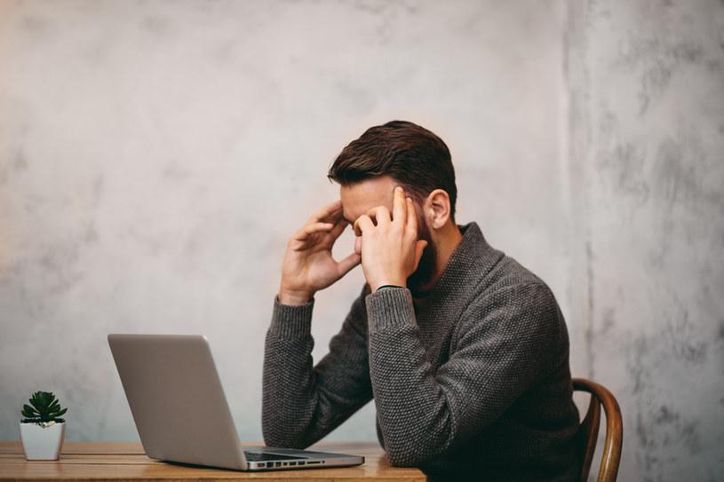 Co piąta osoba może stracić pracę /123RF/PICSEL