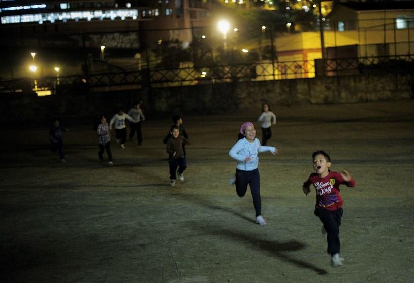 Co piąte hiszpańskie dziecko żyje w biedzie /AFP