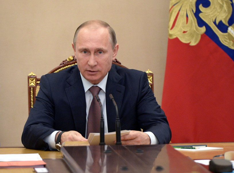 Co planuje Władimir Putin? /AFP