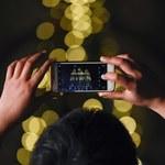 Co Polacy robili w święta na smartfonach?