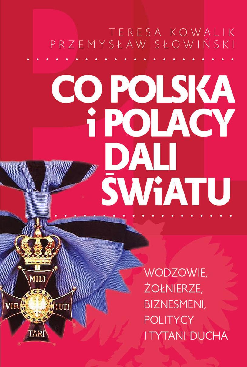 Co Polska i Polacy dali światu, Teresa Kowalik i Przemysław Słowiński /INTERIA.PL/materiały prasowe