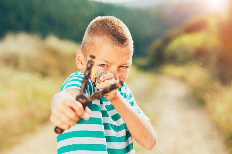 Co powoduje, że dziecko przekracza wszystkie z możliwych granic? /123RF/PICSEL