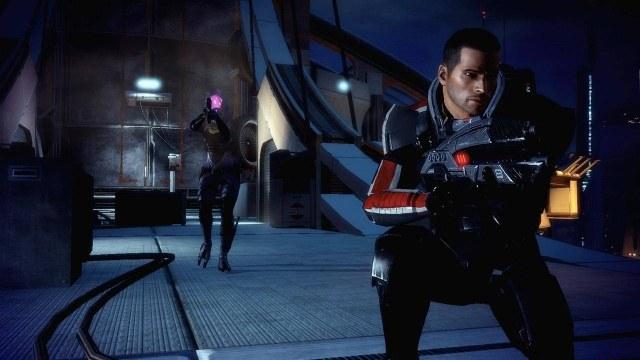 Co prawda Shepardowi przybyło lat, ale w boju sprawdza się on równie dobrze /INTERIA.PL