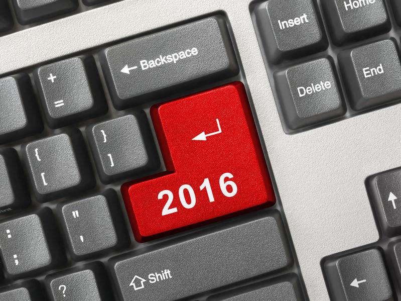 Co przygotował dla technologii rok 2016? /123RF/PICSEL