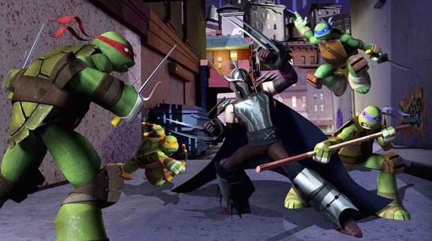 """Co przyniesie ostatni odcinek """"Wojowniczych Żółwi Ninja""""? /materiały prasowe"""