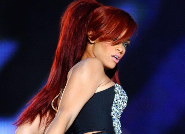 Co Rihanna kupiła w seks-shopie? Tego się nie dowiemy fot. Kevork Djansezian /Getty Images/Flash Press Media