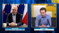 Co robi wicepremier Kaczyński ws. zajść na Marszu Niepodległości? Gowin: Trzyma rękę na pulsie