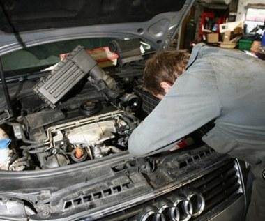 Co robić, gdy stanie silnik?