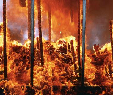 Co robić, gdy wybucha pożar?