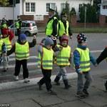 Co roku na polskich drogach ginie 90 dzieci...