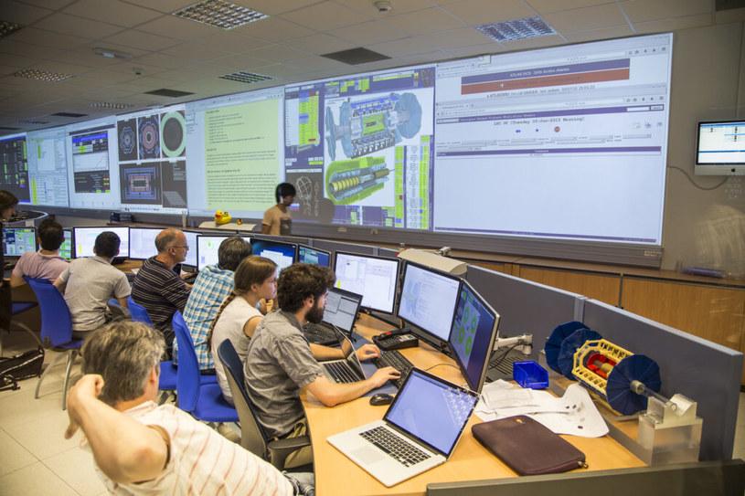 Co roku w prace w-CERN angażuje się kilku studentów AGH w ramach wakacyjnych staży /materiały prasowe