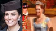 Co się dzieje z księżną Kate? Na najnowszych zdjęciach wygląda przeraźliwie chudo!