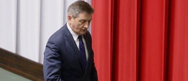 Co się kryje za odroczeniem odwołania Kuchcińskiego?