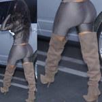 Co się stało z twarzą Kim Kardashian? Po dawnej celebrytce pozostał tylko wielki zadek