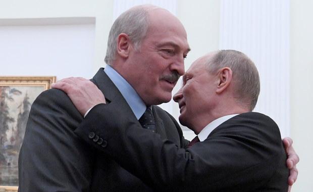 Co się stanie, jeśli Rosja wchłonie Białoruś...?