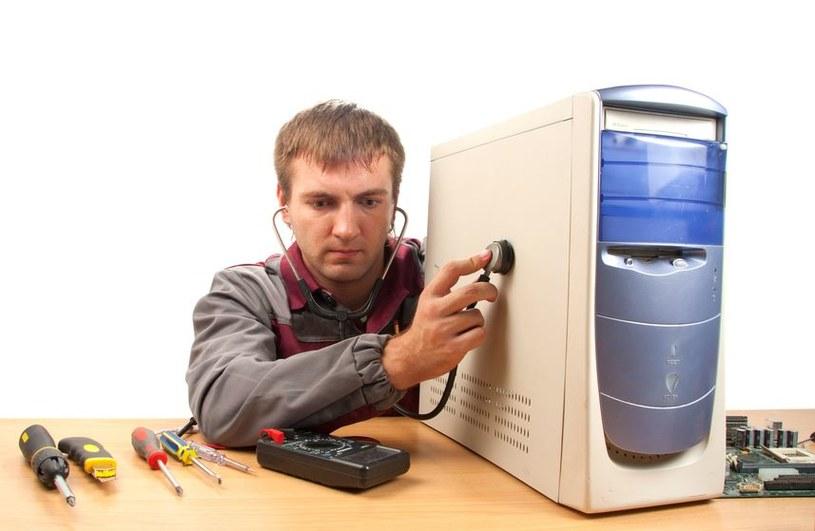Co sprawdzić, gdy komputer nie reaguje? /123RF/PICSEL
