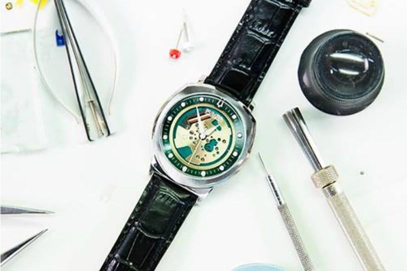 Co sprawia, że zegarek jest niezawodny? /materiały prasowe