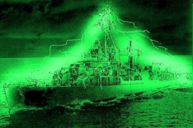 Co stało się z okrętem USS Eldridge? (Fot. Mundo Esoterico y Paranormal) /Internet