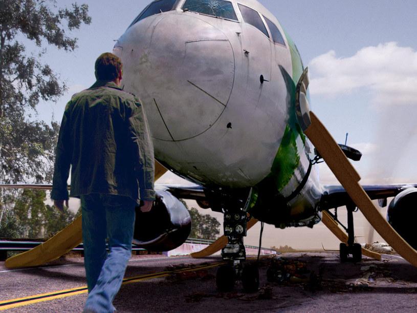 """Co stało się z pasażerami tego lotu? Może przenieśli się do """"Lost""""? /materiały prasowe"""
