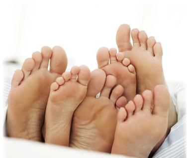 Co stopy mówią o naszym zdrowiu?